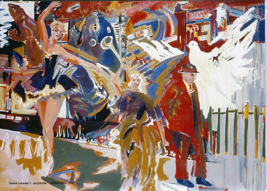 manon pelletier peinture+1987